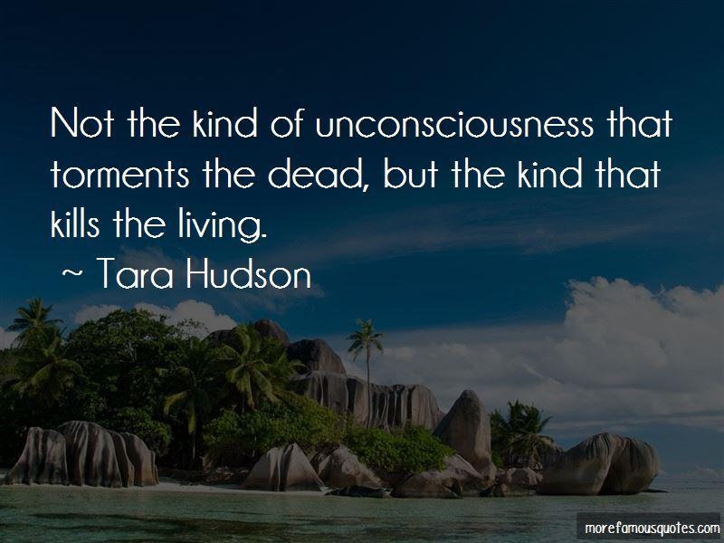 Tara Hudson Quotes Pictures 4