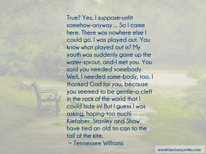 Tennessee Williams Quotes Pictures 3