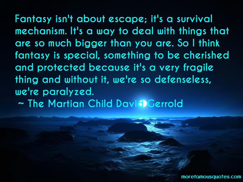 The Martian Child David Gerrold Quotes
