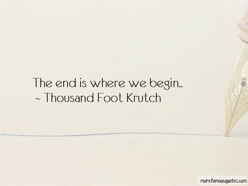 Thousand Foot Krutch Quotes Pictures 3