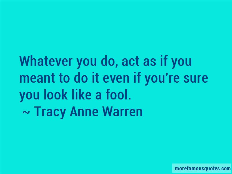 Tracy Anne Warren Quotes Pictures 2