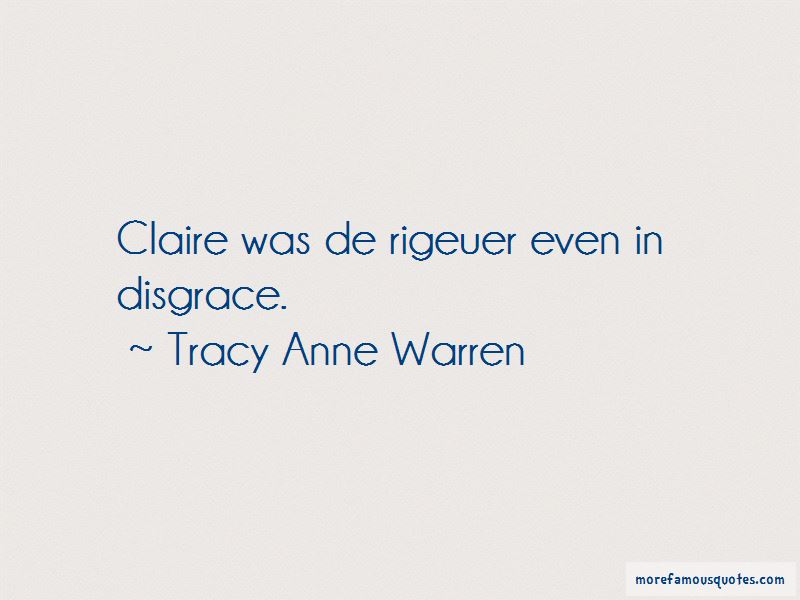 Tracy Anne Warren Quotes Pictures 3