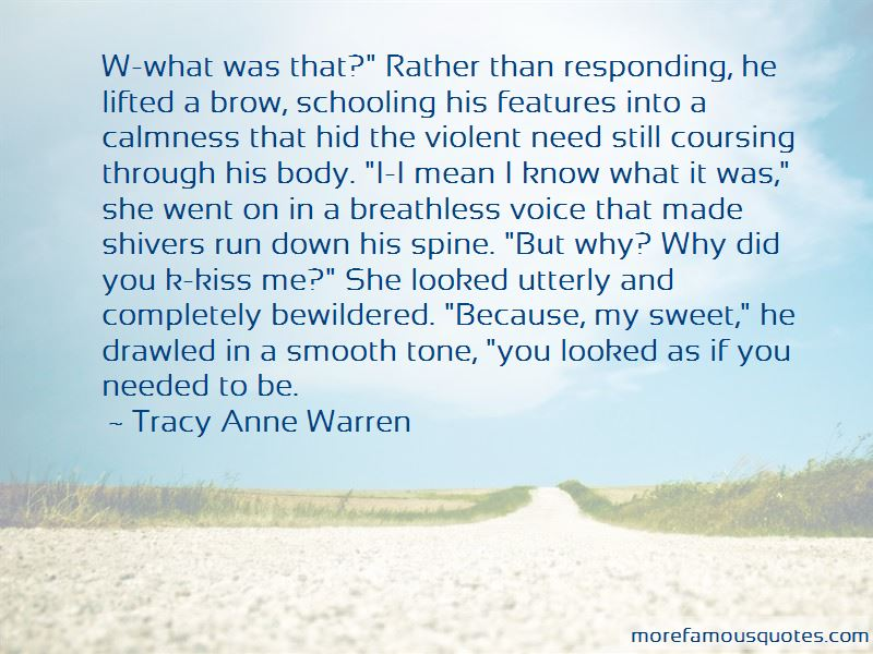 Tracy Anne Warren Quotes Pictures 4
