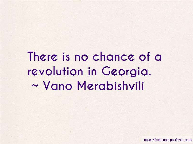 Vano Merabishvili Quotes Pictures 2