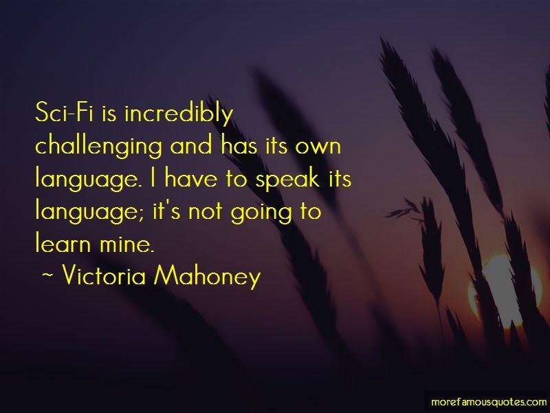 Victoria Mahoney Quotes Pictures 2