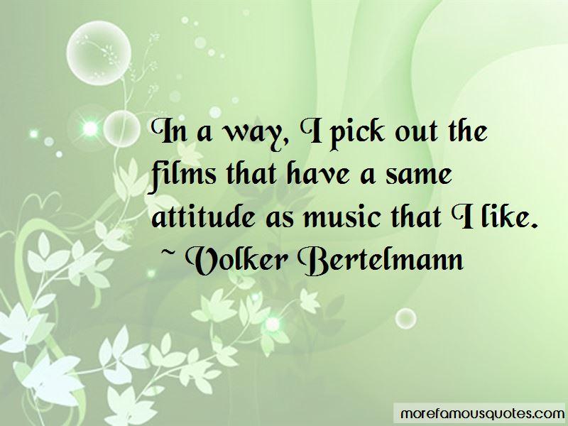 Volker Bertelmann Quotes