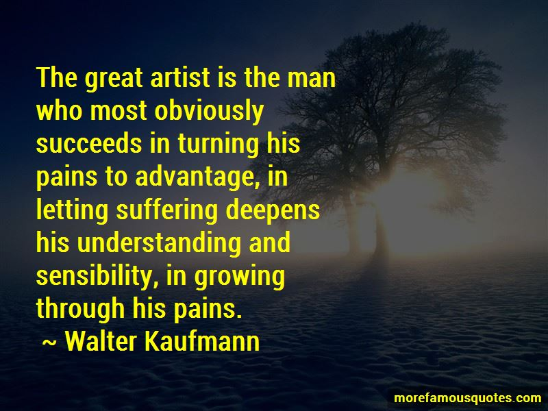 Walter Kaufmann Quotes Pictures 2