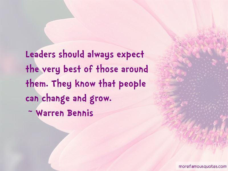 Warren Bennis Quotes Pictures 2