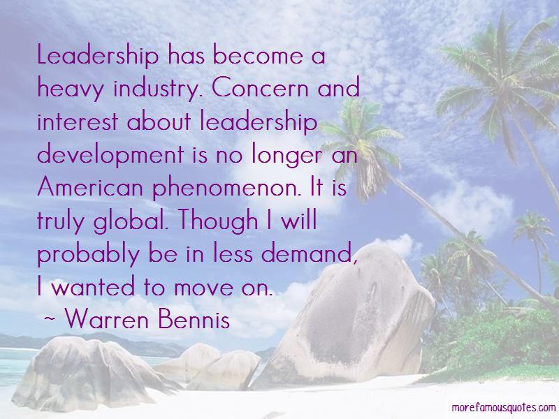 Warren Bennis Quotes Pictures 3