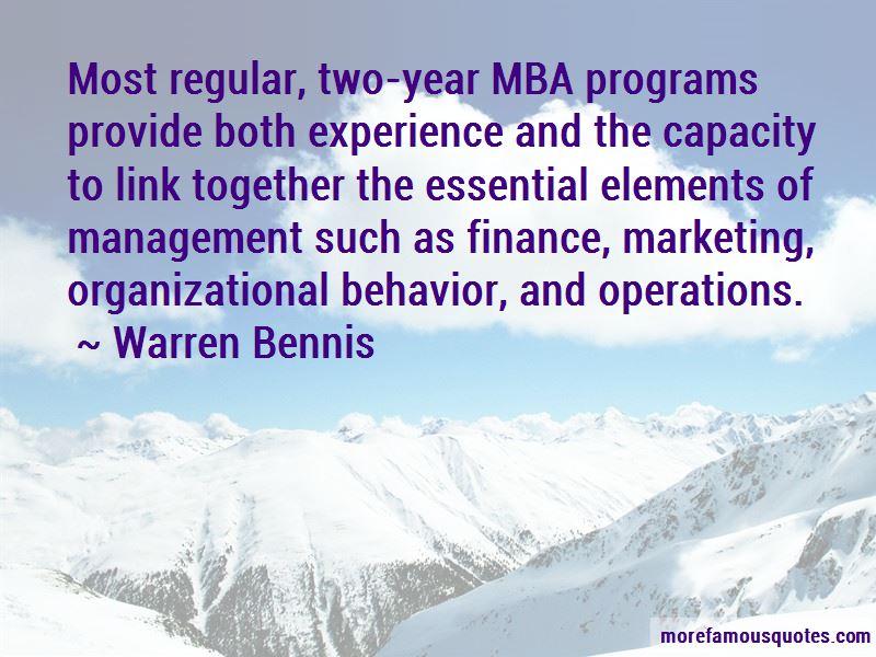 Warren Bennis Quotes Pictures 4