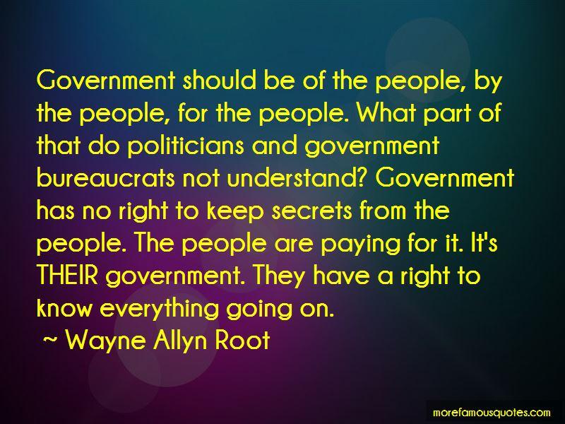 Wayne Allyn Root Quotes