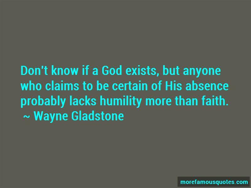 Wayne Gladstone Quotes Pictures 3
