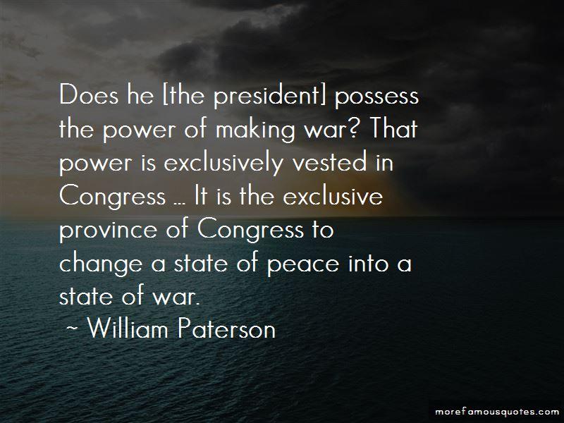 William Paterson Quotes Pictures 3