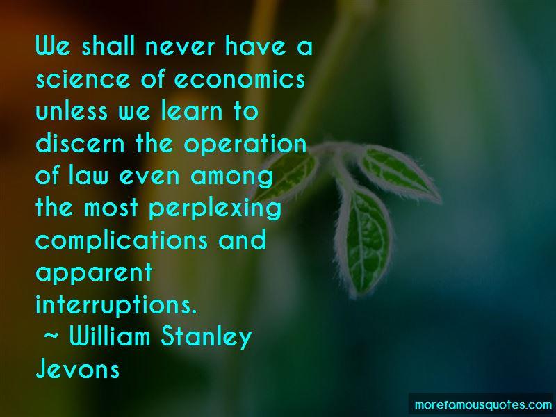 William Stanley Jevons Quotes Pictures 2