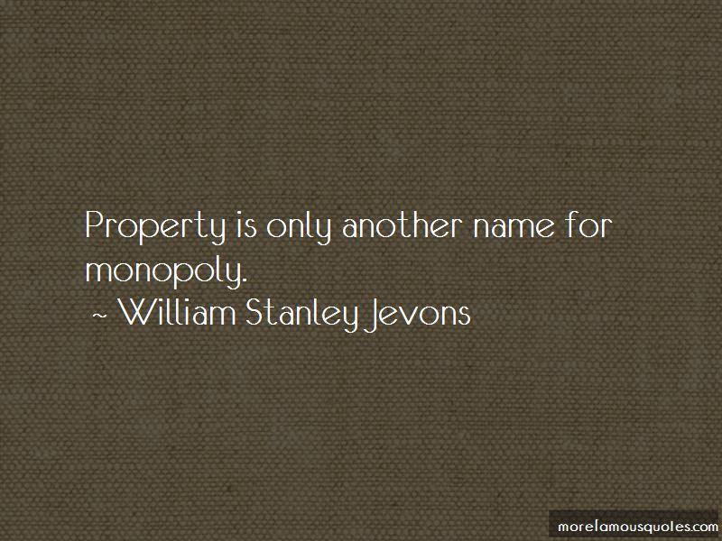 William Stanley Jevons Quotes Pictures 4