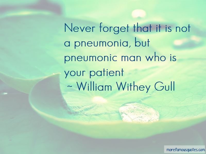 William Withey Gull Quotes