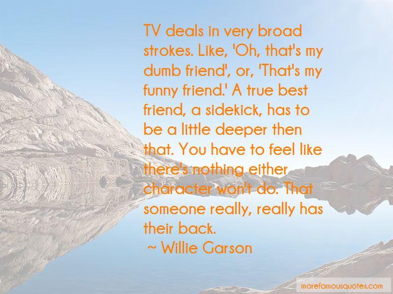 Willie Garson Quotes Pictures 2