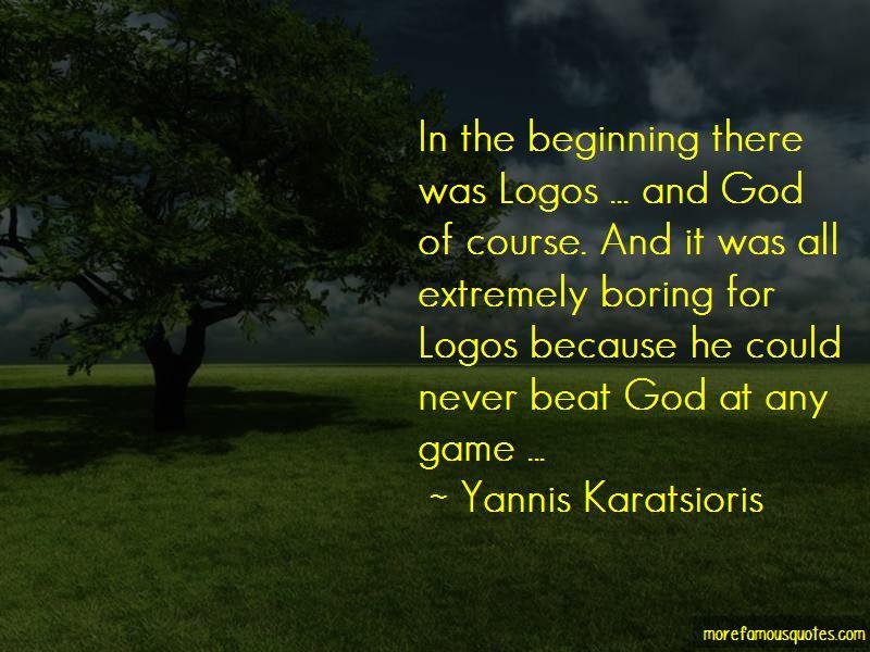 Yannis Karatsioris Quotes Pictures 2