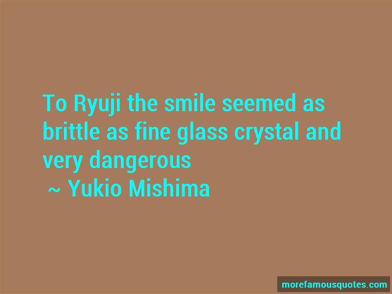Yukio Mishima Quotes Pictures 2