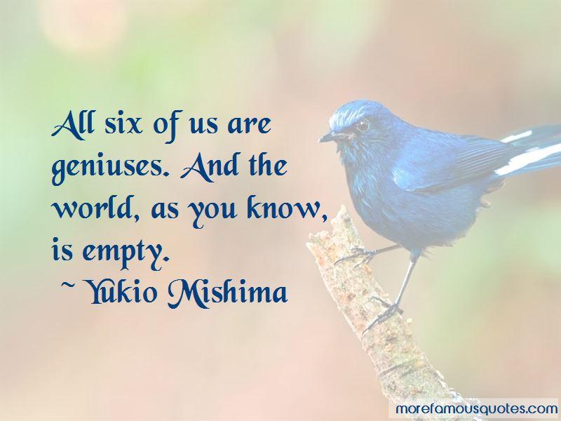 Yukio Mishima Quotes Pictures 3