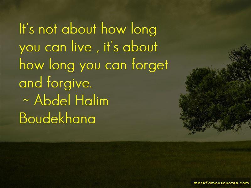 Abdel Halim Boudekhana Quotes Pictures 2