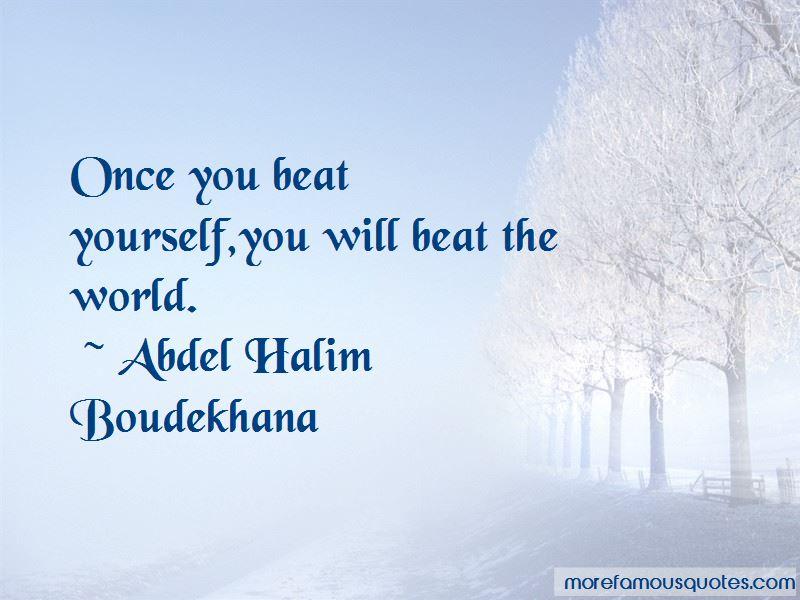 Abdel Halim Boudekhana Quotes Pictures 3
