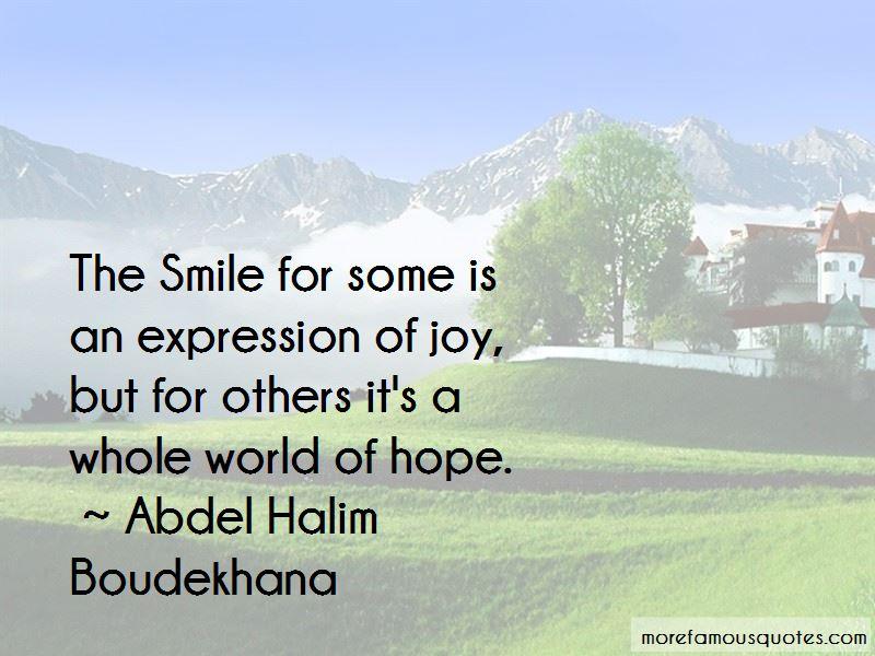 Abdel Halim Boudekhana Quotes Pictures 4