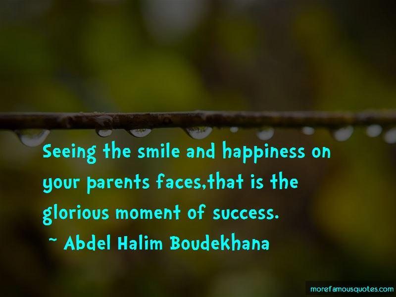 Abdel Halim Boudekhana Quotes