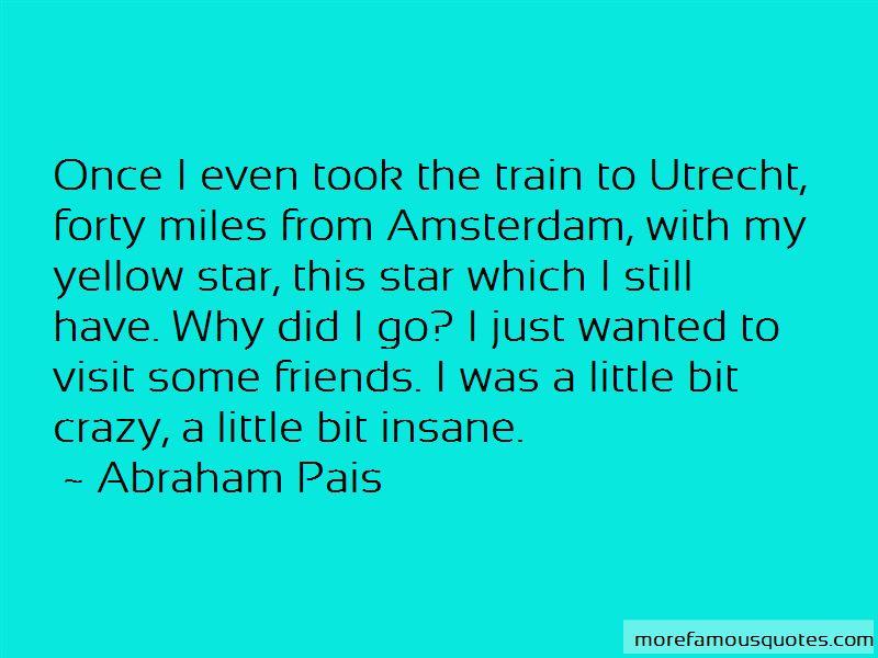 Abraham Pais Quotes Pictures 3