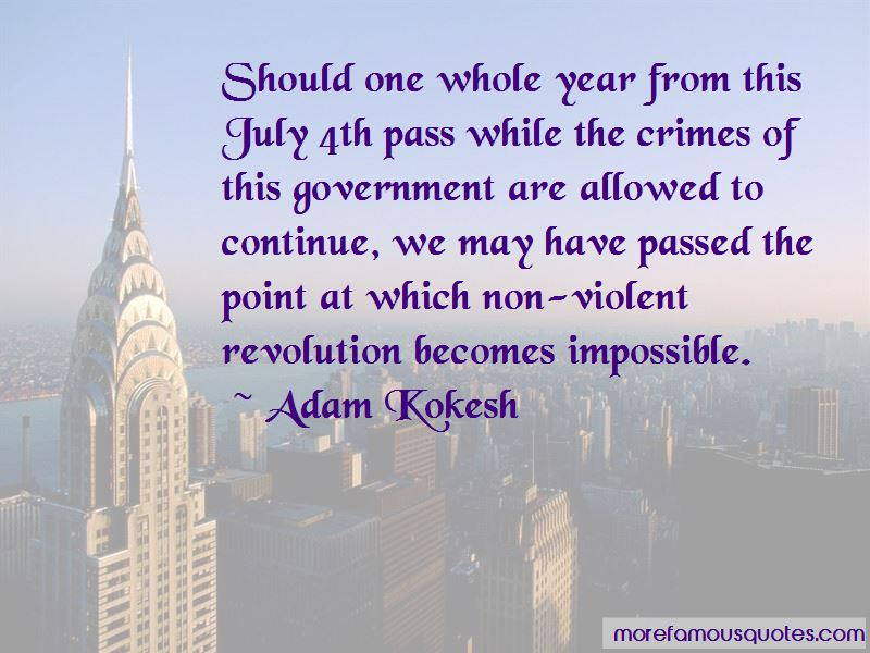 Adam Kokesh Quotes