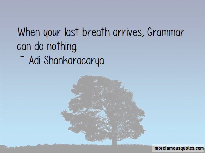 Adi Shankaracarya Quotes Pictures 3
