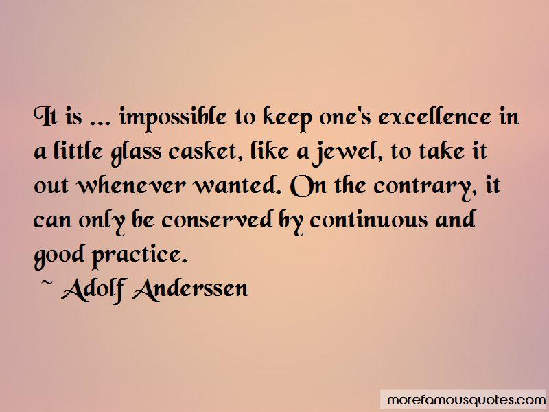 Adolf Anderssen Quotes