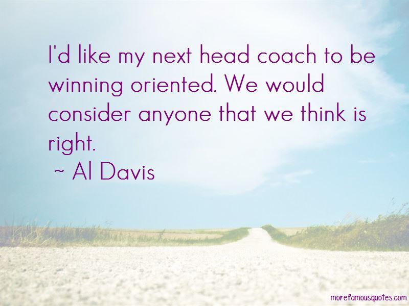 Al Davis Quotes