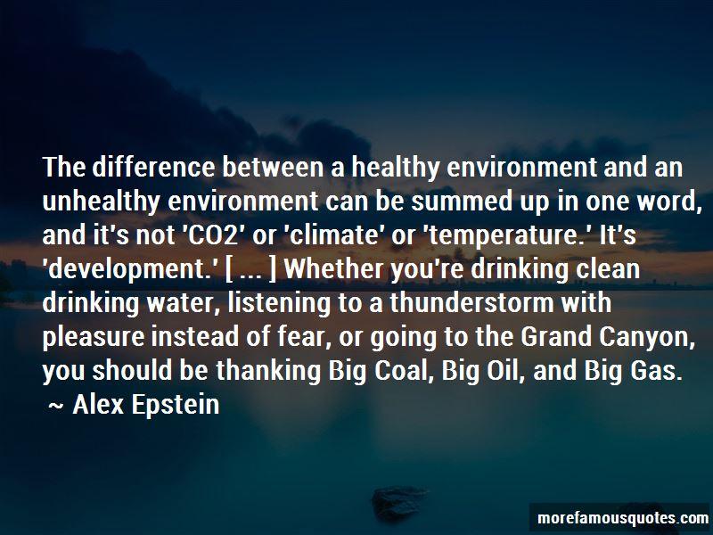 Alex Epstein Quotes