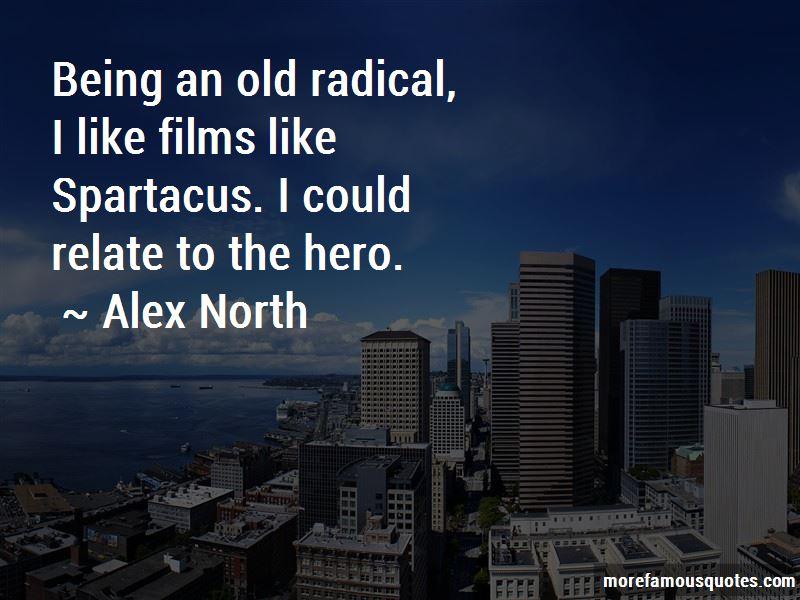 Alex North Quotes