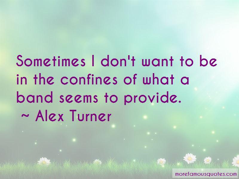 Alex Turner Quotes Pictures 2
