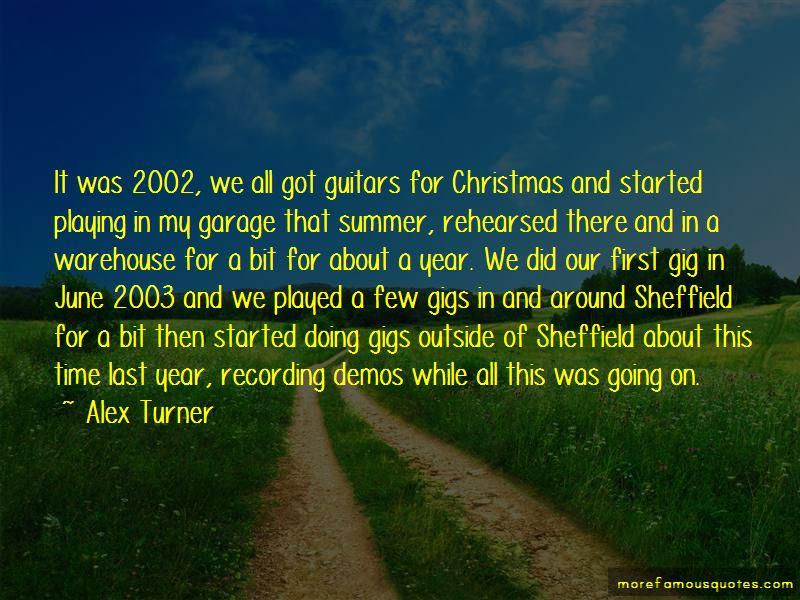 Alex Turner Quotes Pictures 4