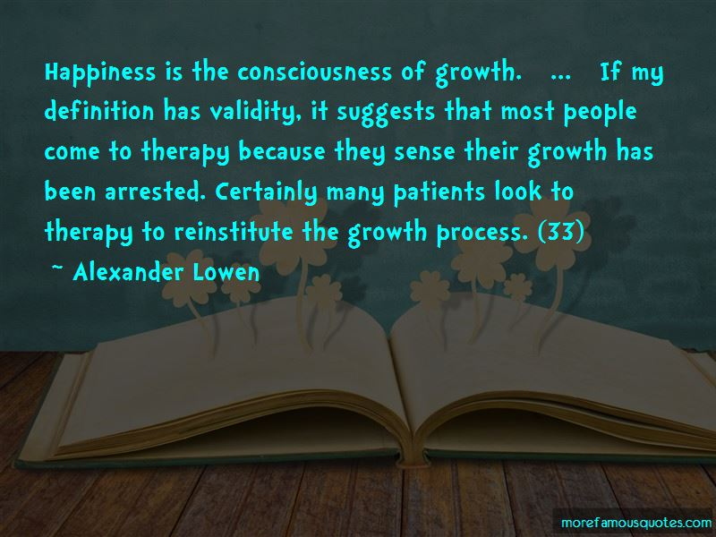 Alexander Lowen Quotes Pictures 3