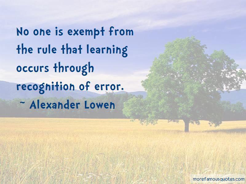 Alexander Lowen Quotes Pictures 4