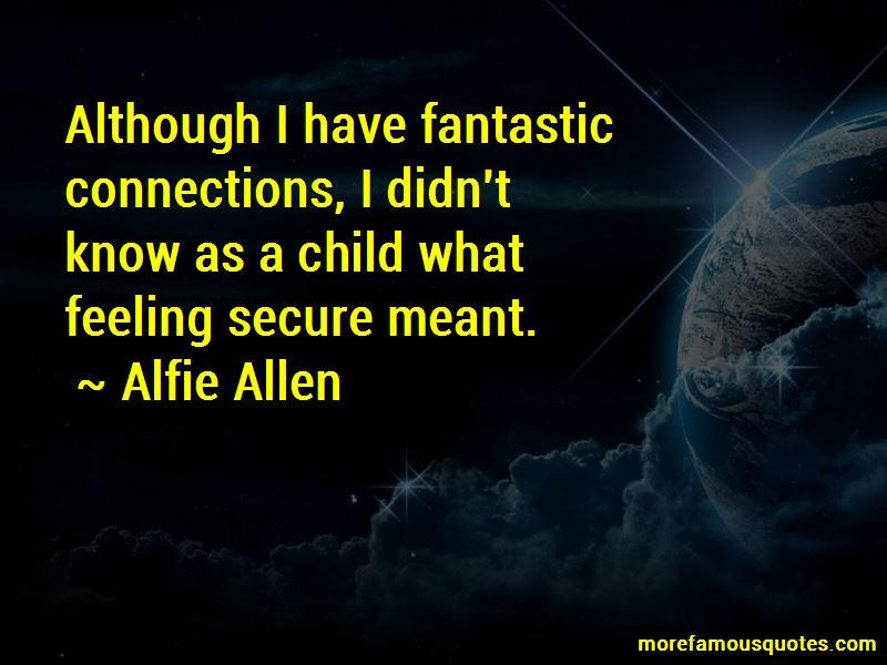 Alfie Allen Quotes Pictures 2