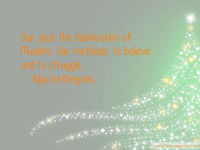 Alija Izetbegovic Quotes Pictures 3