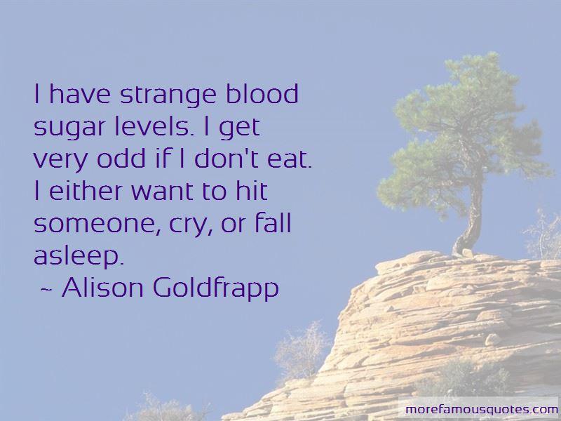 Alison Goldfrapp Quotes Pictures 2