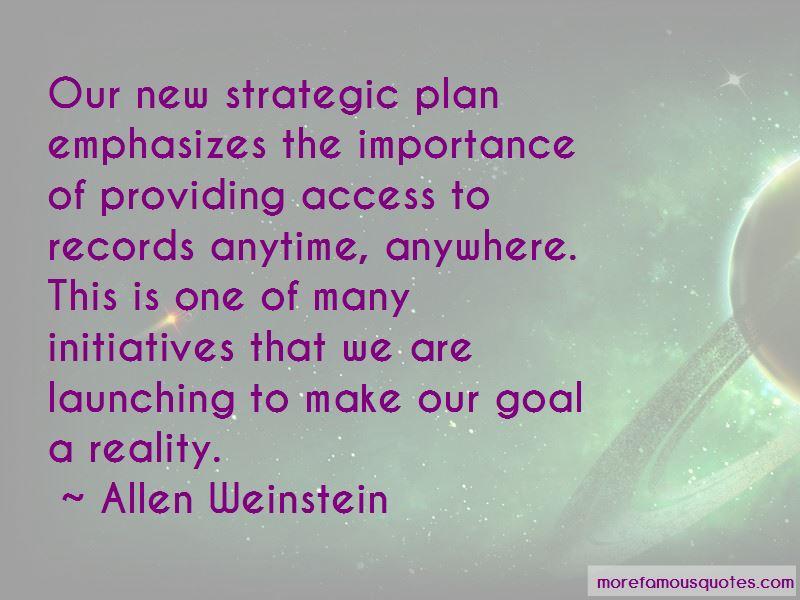 Allen Weinstein Quotes Pictures 2