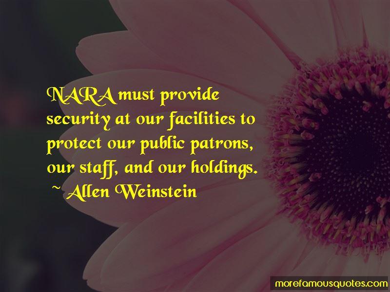 Allen Weinstein Quotes Pictures 4