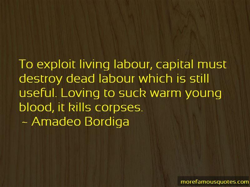 Amadeo Bordiga Quotes Pictures 3