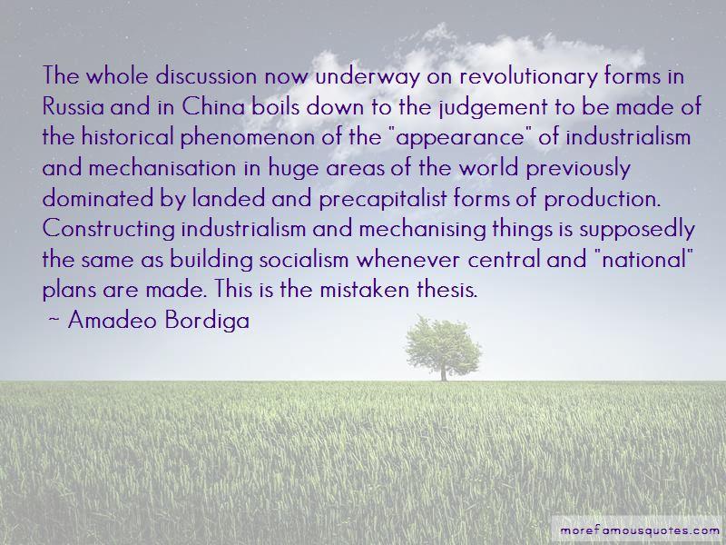 Amadeo Bordiga Quotes Pictures 4