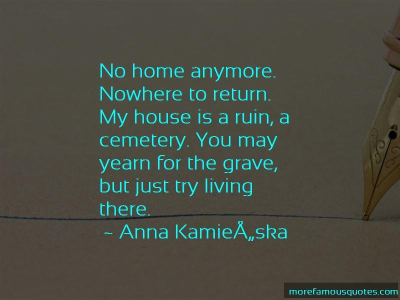 Anna Kamieska Quotes
