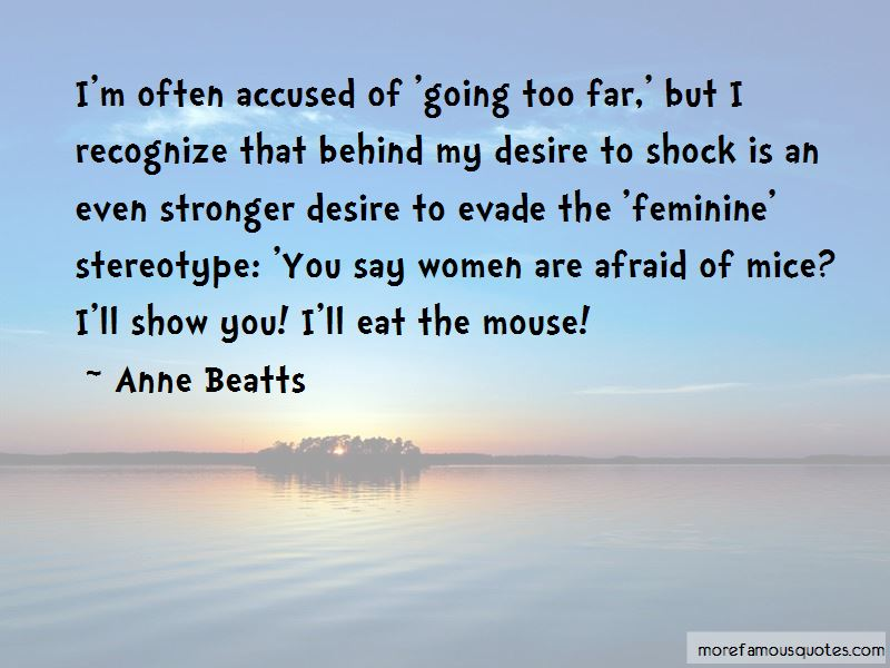 Anne Beatts Quotes