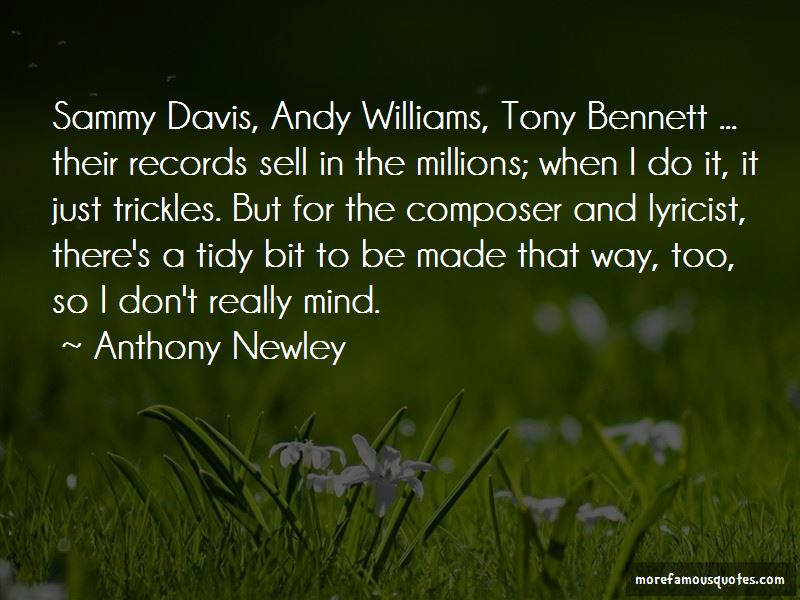 Anthony Newley Quotes Pictures 3