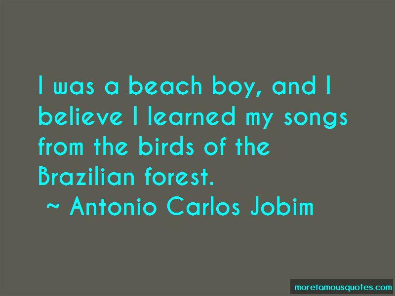 Antonio Carlos Jobim Quotes Pictures 2